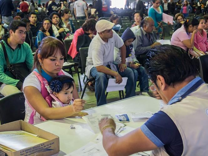 Desempleo en México se ubica en 3.4% en noviembre
