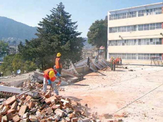 Preparan nuevo reporte de avance de obras de reconstrucción por sismos