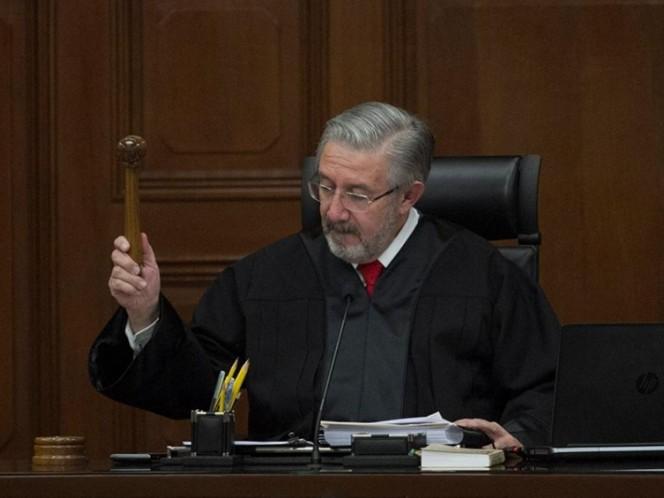 Sin impugnar, Ley de Seguridad Interior: Luis María Aguilar