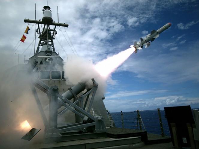 Venderá EU misiles navales a México