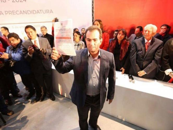 Pepe Yunes tiene la frente en alto: PRI