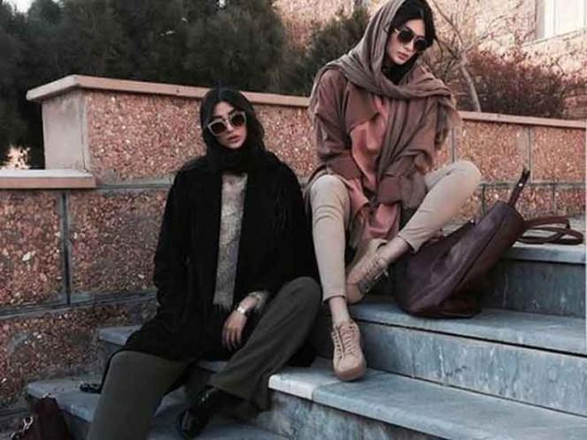 (Foto: Instagram @RICH KIDS OF TEHRAN)