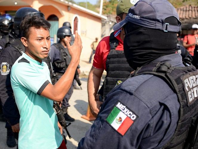 ONU- DH fustiga hechos violentos en Acapulco, México