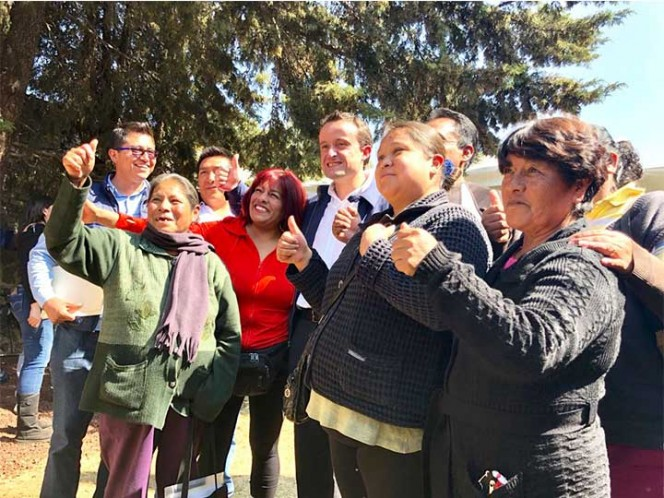 Van Meade y Arriola a partido de Jai Alai en Frontón México