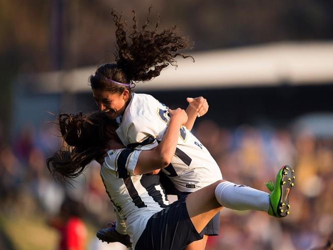 Las universitarias aprovecharon la localía y dieron cuenta de Tijuana en la jornada dos del Clausura 2018 de la Liga MX Femenil (Fotos: Mexsport)