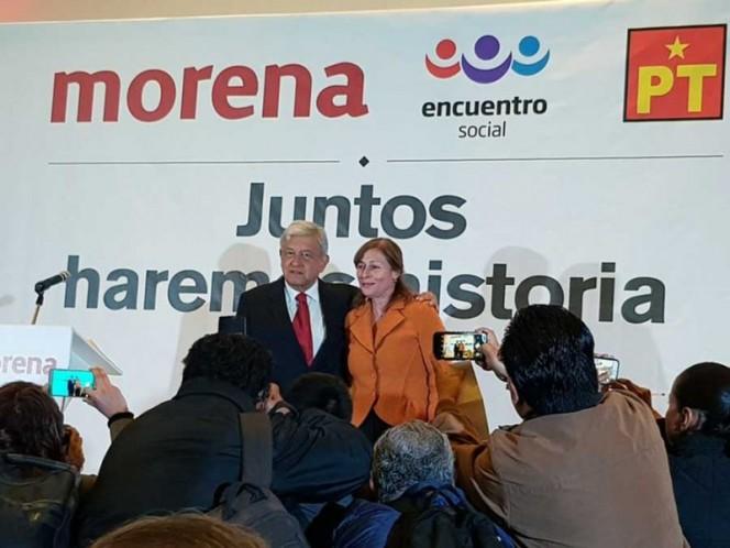 Tatiana Clouthier cordinará campaña de Obrador