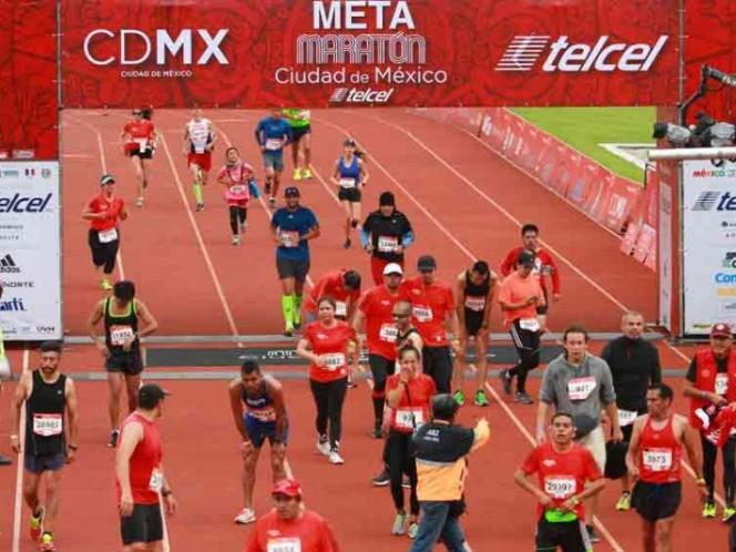 Reconocen al maratón de CDMX con la categoría plata