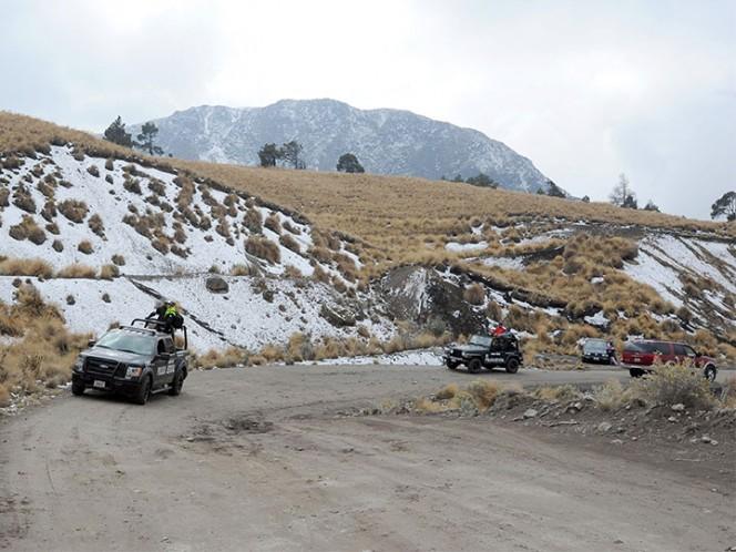 Hallan a cuatro jóvenes desaparecidos en Nevado de Toluca