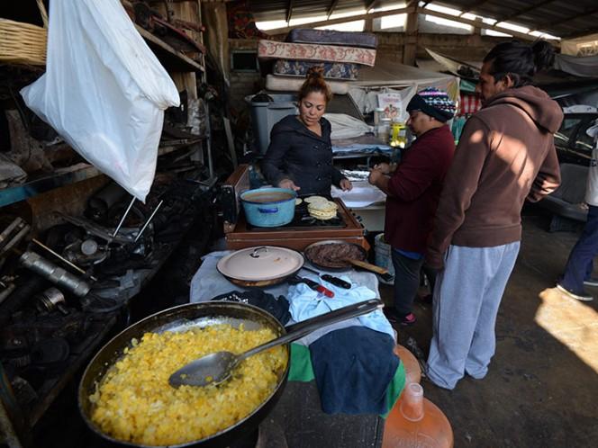 Migrantes centroamericanos sufren abusos a su paso por México