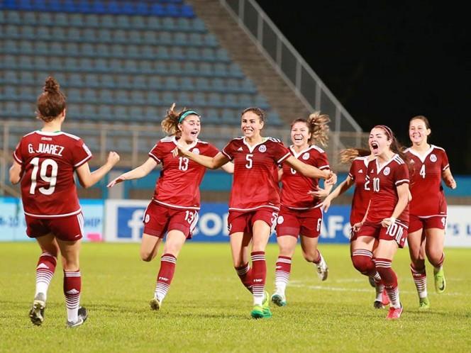 Las mexicanas jugarán el Mundial Femenil Sub 20 en Francia (Mexsport)