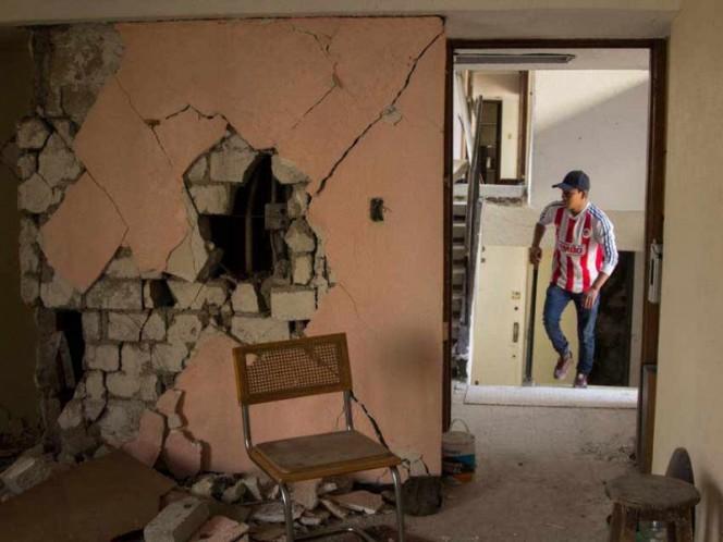 Demolición de 13 edificios dañados por el sismo costará 200 mdp