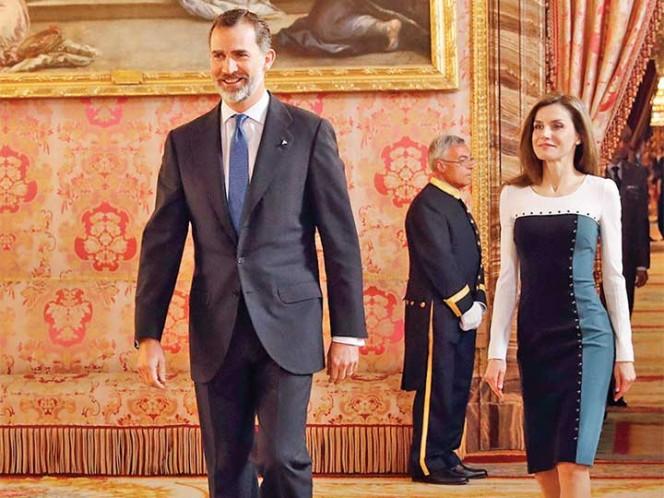 Felipe VI, El rey de España apaga 50 velitas