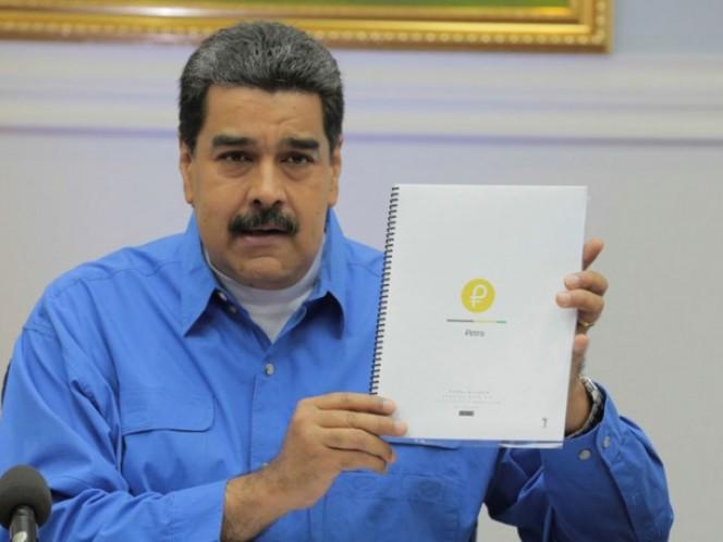 Maduro: Preventa del Petro comenzará el próximo 20 de febrero