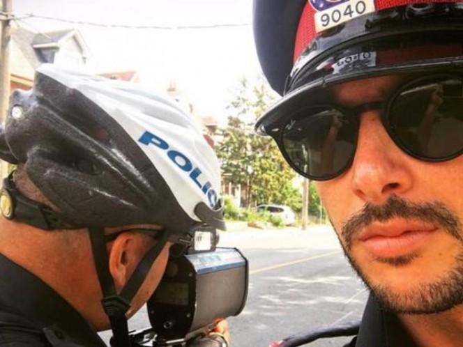 Dos policías drogados pidieron refuerzos luego de tener