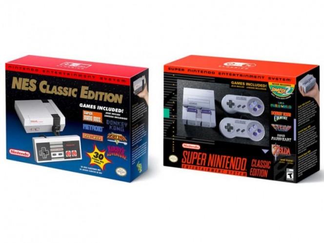Toda una sensación en el mercado — SNES Classic Edition