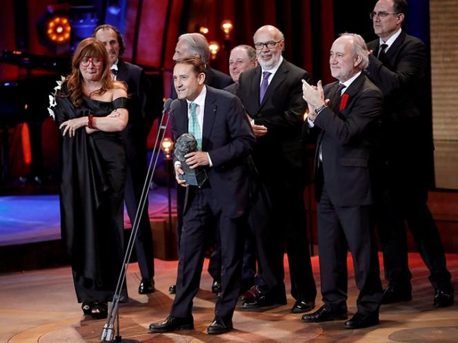Abanicos rojos para los Premios Goya más feministas
