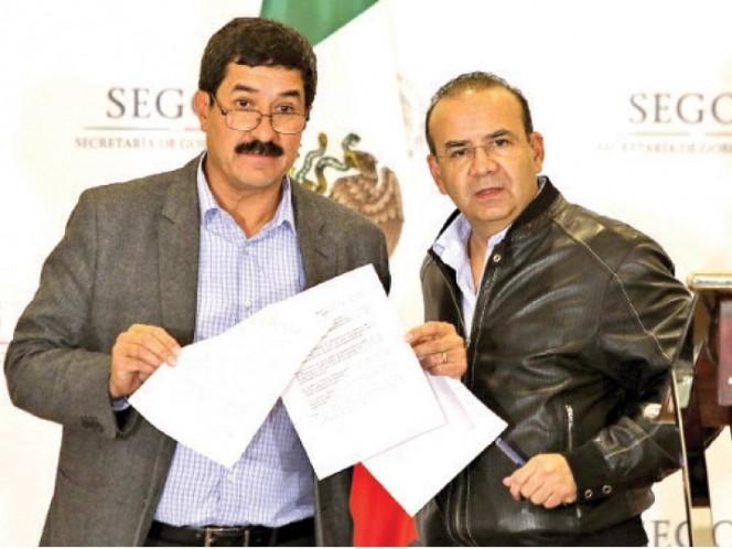 Gobiernos Federal y de Chihuahua llegan a acuerdos