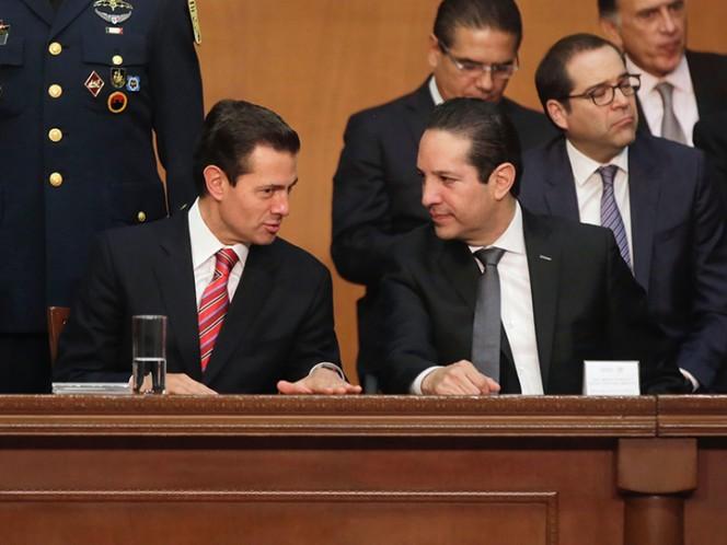 Tiempos políticos llevan a la legítima confrontación de ideas: Peña Nieto