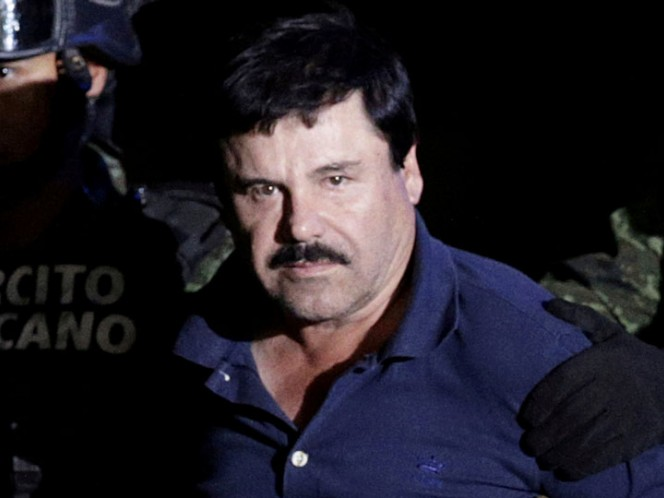 Por seguridad jurado mantiene anonimato en juicio del 'Chapo'