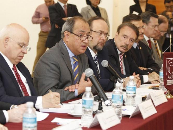Universidades deben construir nueva agenda de educación: SEP