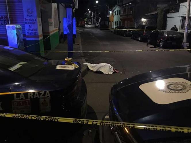 Muere policía al frustrar un asalto en la CDMX