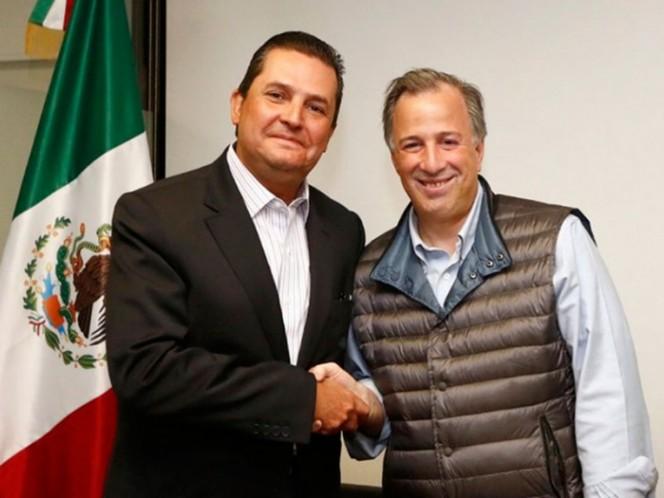 Llega Francisco Guerrero a la campaña de Meade
