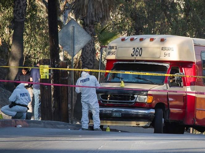 Los 20 municipios con más homicidios dolosos en el país