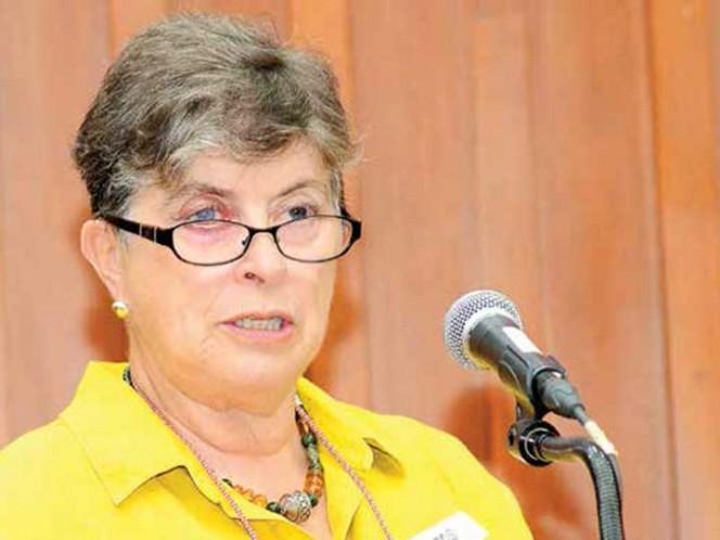 Mariclaire Acosta asume la presidencia del Comité de Participación Ciudadana del SNA
