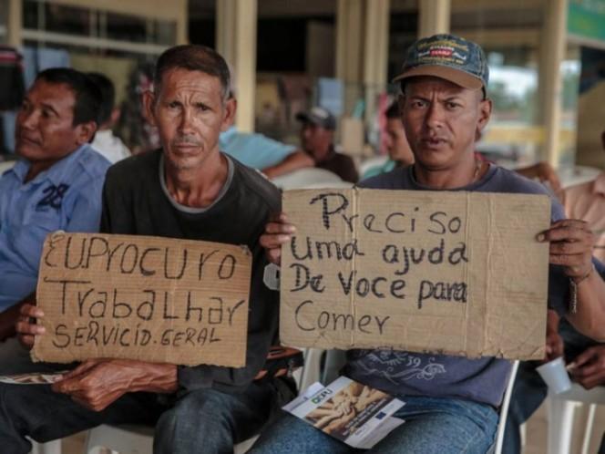 Temer le pide a Venezuela que acepte ayuda humanitaria