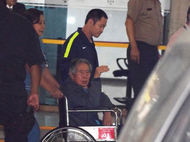 Fujimori recibirá pensión de la Universidad Agraria de Perú