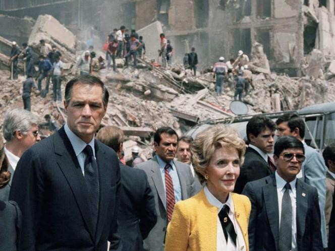 Muere actor y embajador de EU en México