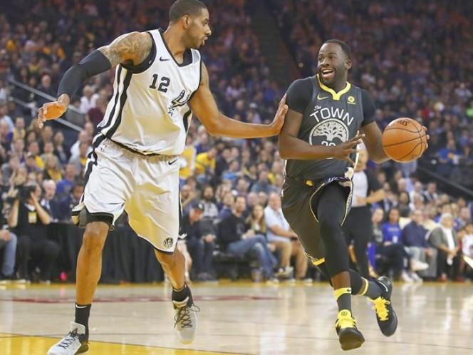 Los Warriors de Golden State son el mejor equipo de la liga con marca de 43-13 (AP)