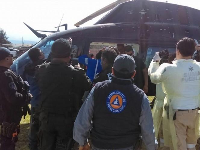 Rescatan a alpinista varado en Pico de Orizaba; compañero murió