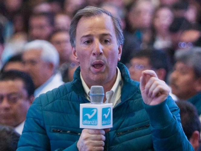 'Pluris' de Morena y el Frente son oportunistas: Meade