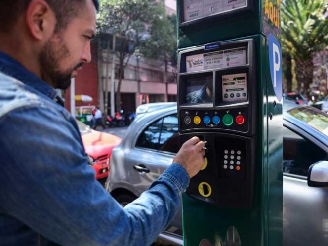 Ya se podrá pagar parquímetro en apps: gobierno capitalino