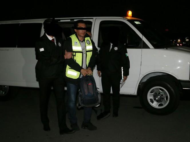 Hoy llega a México el contador de Javier Duarte para ser detenido