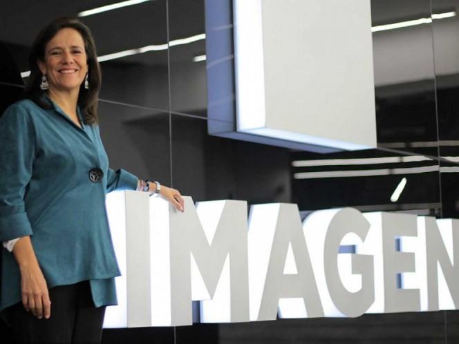 Alista @Mzavalagc propuestas con 'valores' para campaña presidencial
