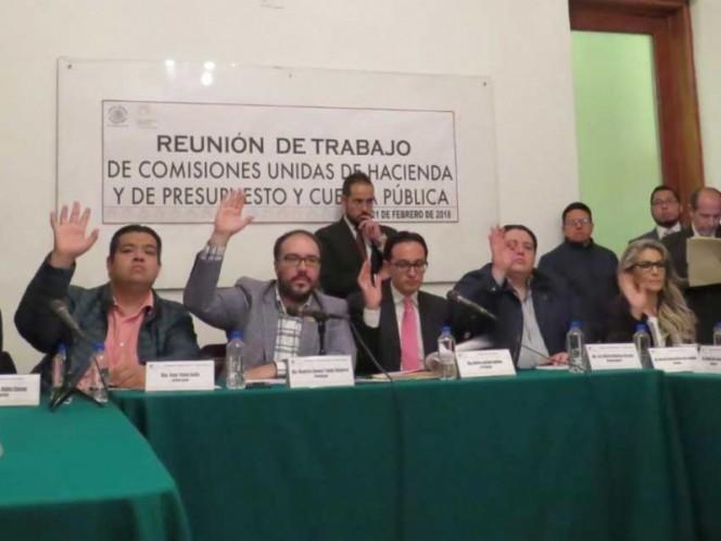 Analizarán reducir poder de ALDF sobre dinero de reconstrucción