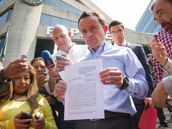 Denuncia Mikel a 3 legisladores por irregularidades en fondo de reconstrucción