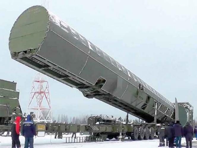 Si ocurre esto, Putin accedería a una guerra nuclear