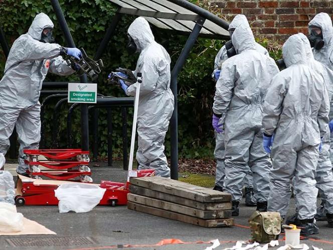 Theresa May acusa a Rusia de ataque químico contra exespía
