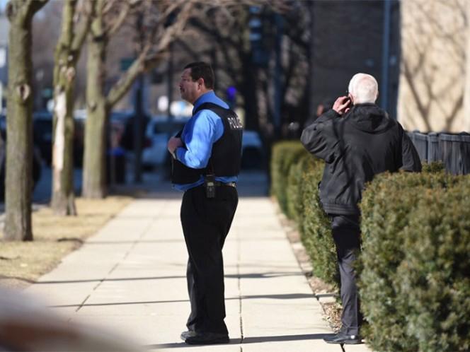 Alerta por sujeto armado en Universidad de Northwestern — Illinois