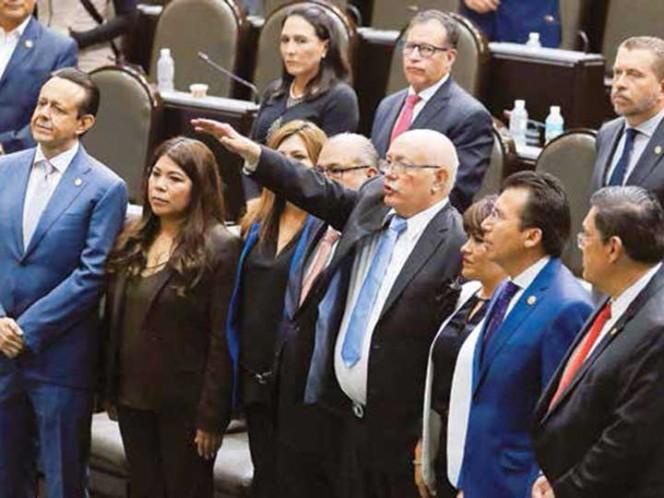 Designan diputados a David Colmenares como nuevo titular de la ASF