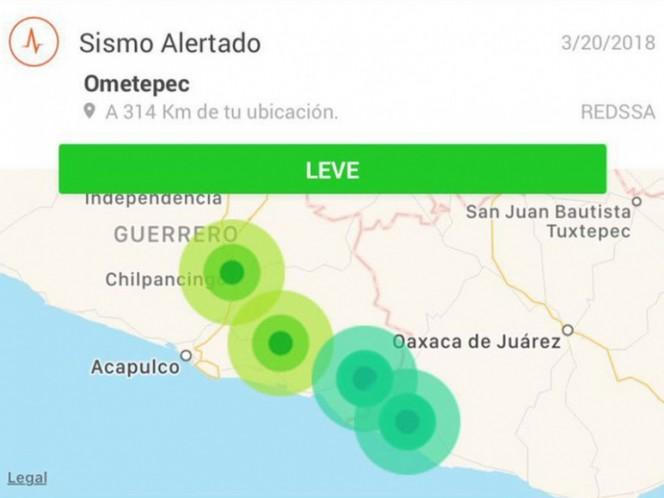 Sismo de magnitud 5,3 sacude Pinotepa Nacional en México