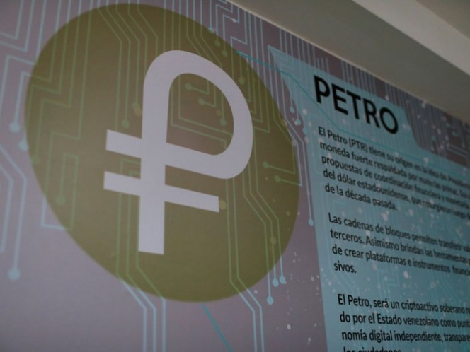 Acuerdo Constituyente para repudiar las sanciones contra la Criptomoneda Petro