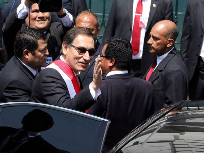 Deja presidente peruano a cancillería viaje de Maduro