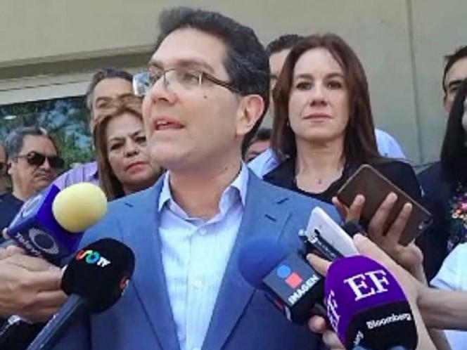 Ríos Piter acude al Tribunal Electoral por el rechazo a su candidatura