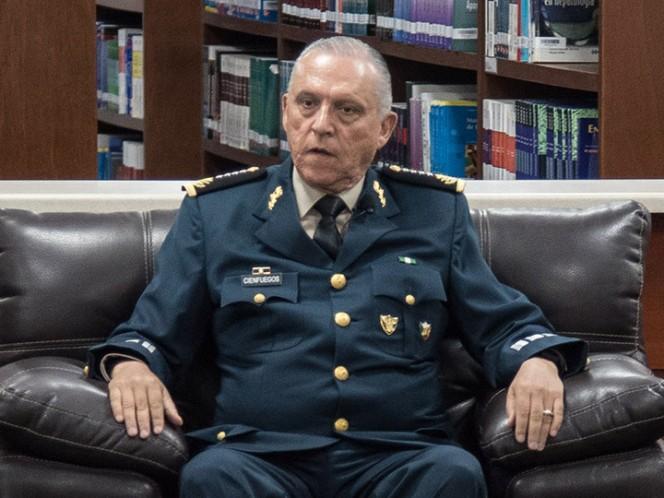 Ejercito no pidió Ley de Seguridad Interior, pidió marco legal: Cienfuegos