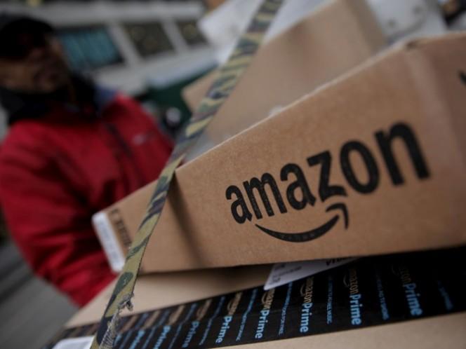 Amazon cae en la bolsa por presunta amenaza fiscal de Trump
