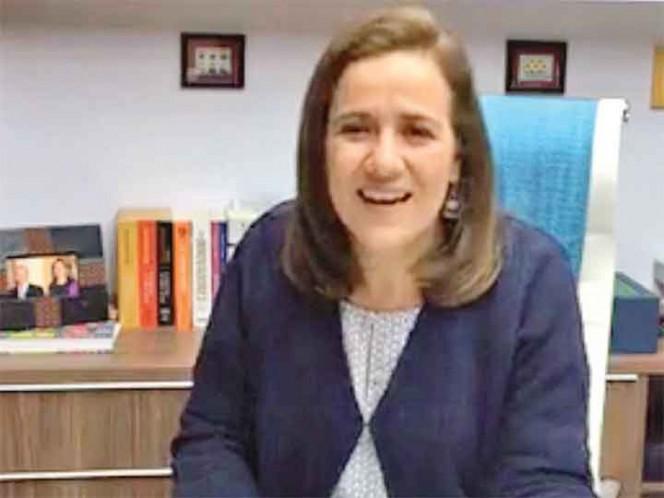 Margarita Zavala devolverá el financiamiento público para su campaña
